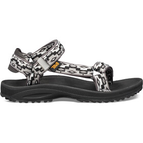 Teva Winsted Sandali Donna, monds black multi